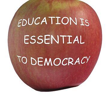 An Apple for the Teacher by fotokatt