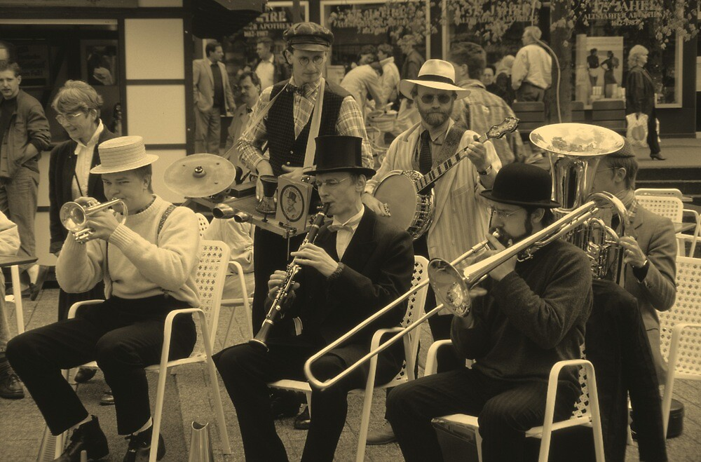 Onkel Wilhelms Dixie Band by Beatminister