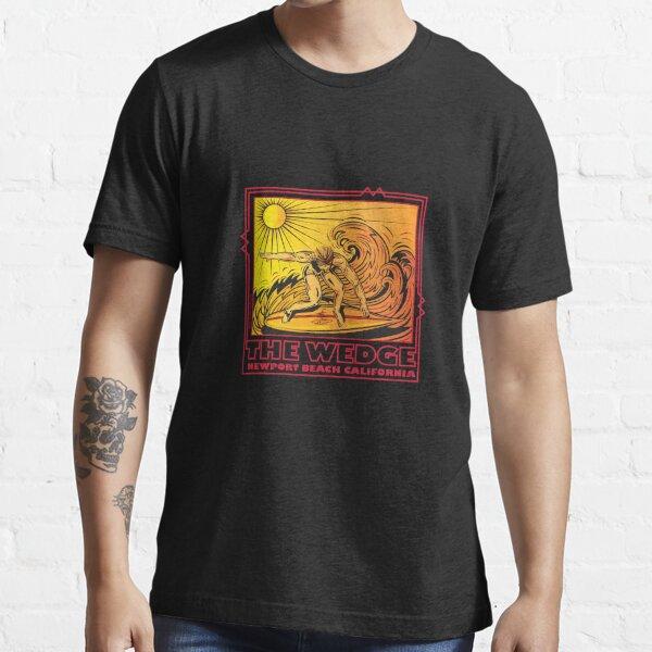 Der Wedge Newport Beach Kalifornien Essential T-Shirt