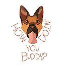 How You Doin' Buddy? - Fallout 4 by Rhapsodiic