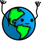 Happy Earth by Dan Shaw
