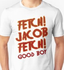 Fetch Jacob Fetch Werewolf Twilight T-Shirt