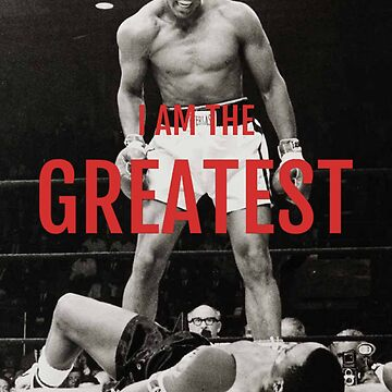 Muhammad Ali The Greatest Ever by KINGDONG