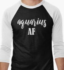 Aquarius AF Men's Baseball ¾ T-Shirt
