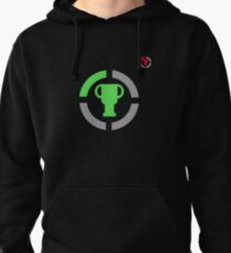 Game Theory Official Logo and Parallel Concept - Gamer Gift Idea Pullover Hoodie