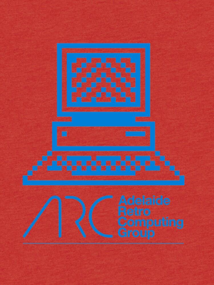 Adelaide Retro Computing // Design A by adelaideretro