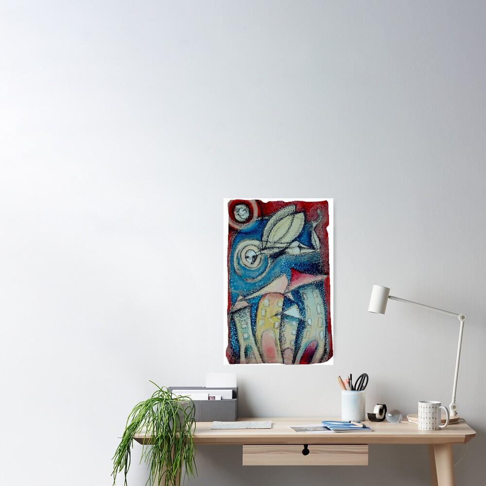 El soplo del Ángel Poster