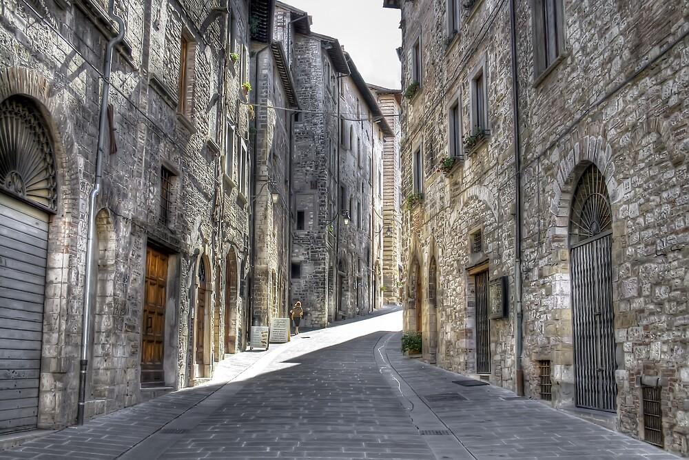Gubbio,Umbria by oreundici