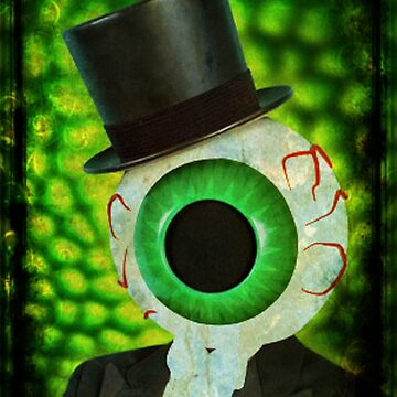 Mister Green by rcmarble