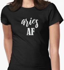 Aries AF Women's Fitted T-Shirt