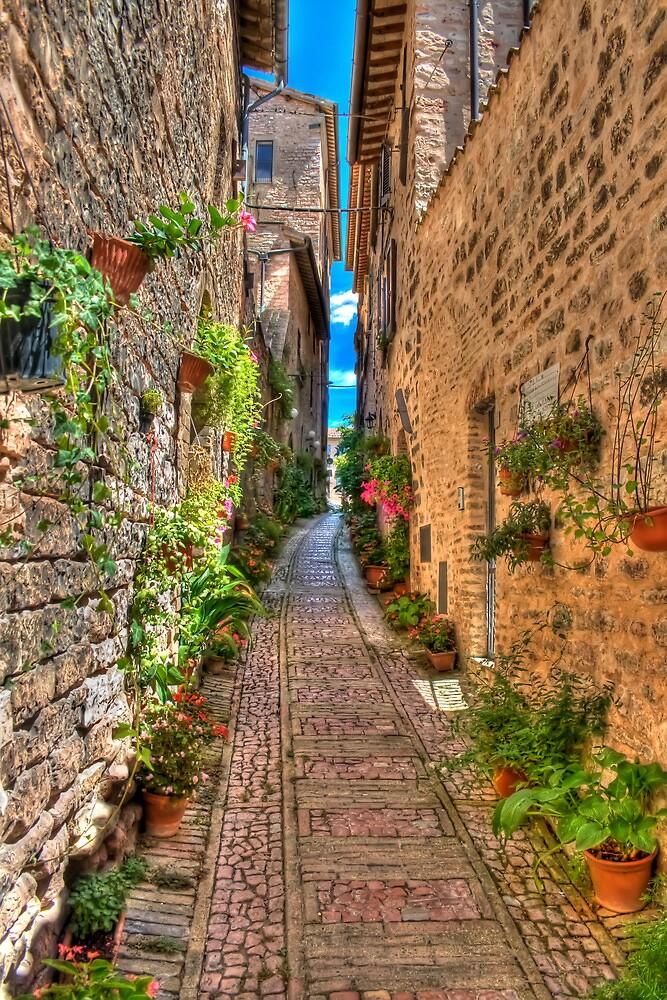 Alley Spello by oreundici