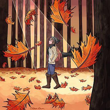 Fall by Pokealoke