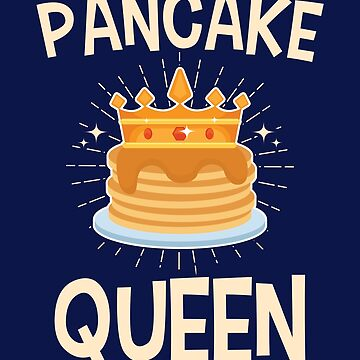 Pancake Queen by jaygo