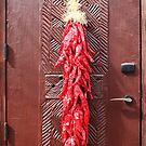 Paprika on the door by zumi