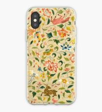 Vintage Flora and Fauna   Flora and Fauna Inspired Gifts iPhone Case