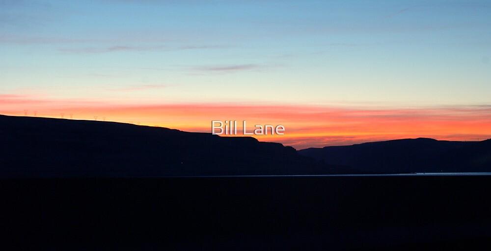 Columbia River Sunrise Surprise by Bill Lane