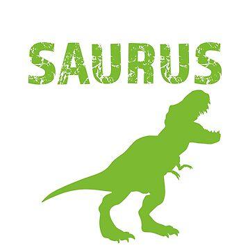 Teacher Saurus Rex Shirt Funny Teacher Dinosaur T-shirt by worksaheart