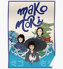 Mako Mori Poster