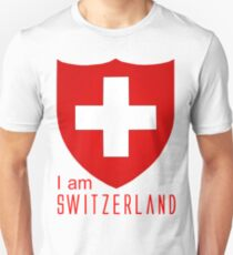 I Am Switzerland Twilight T-Shirt