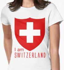 I Am Switzerland Twilight T-Shirt