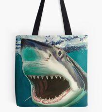 Bolsa de tela Great White Shark Surf