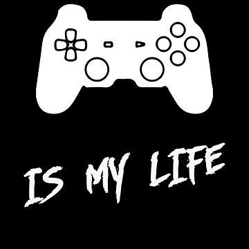 Video Game is my life by we1000
