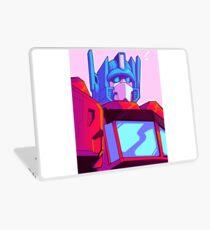 Optimus Prime Laptop Skin