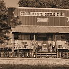 """Cumberland Mountain General Store""... prints and products by Bob Hall©"