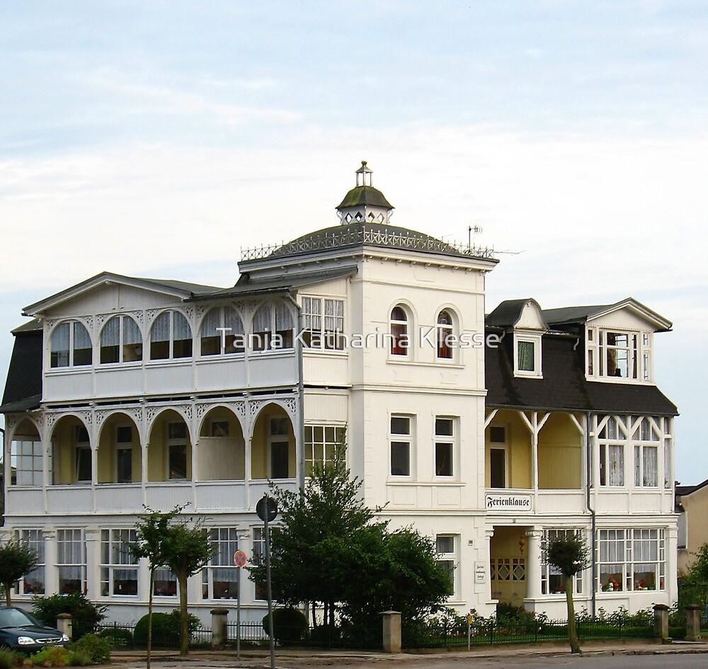 Sellin houses I by Tanja Katharina Klesse