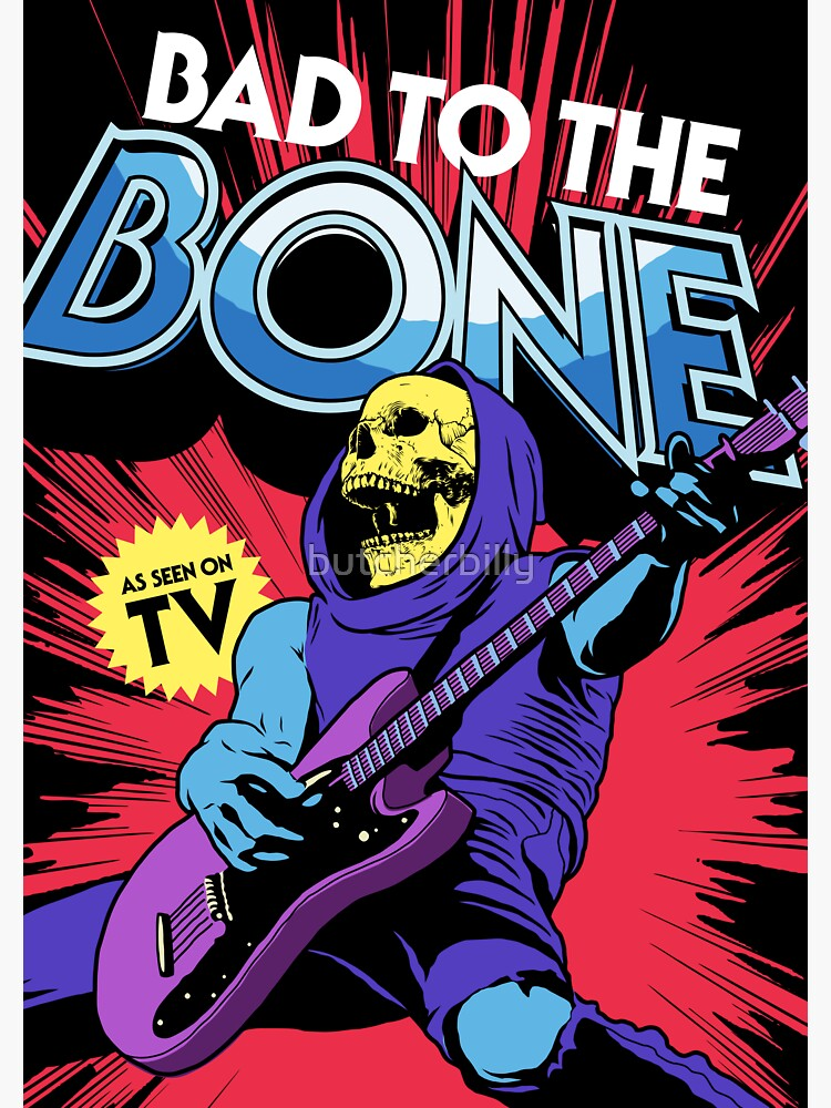 The Bone by butcherbilly