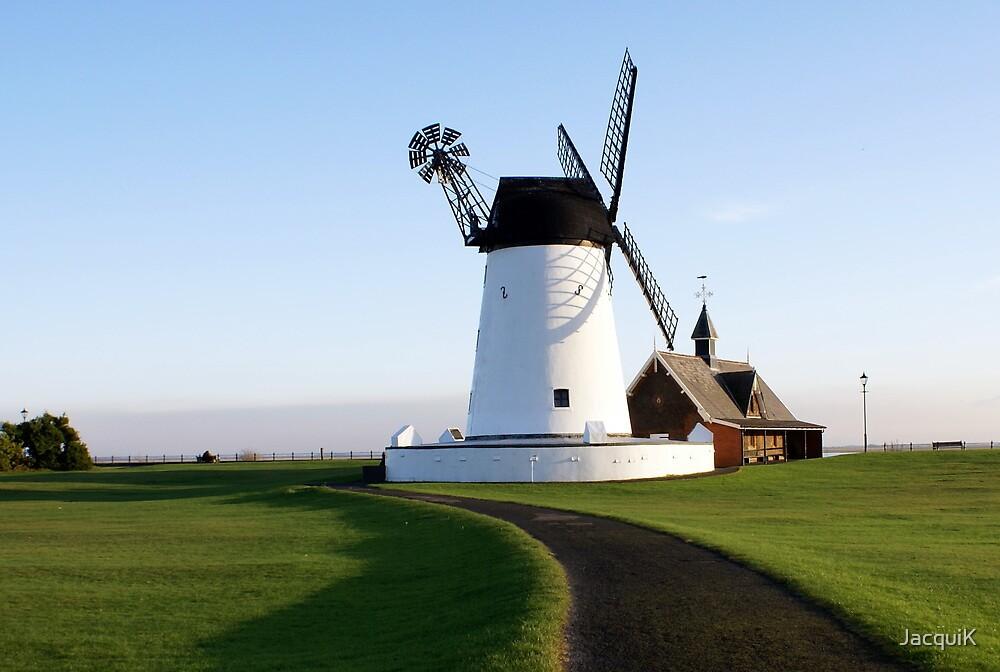 Lytham Windmill by JacquiK