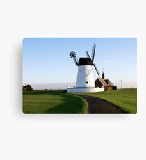 Lytham Windmill Canvas Print