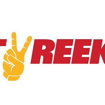 Peace Tyreek 4 by SaturdayAC