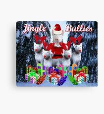 Jingle Bulls Jingle Bulls Canvas Print