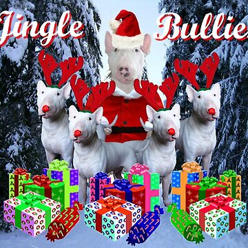 Jingle Bulls Jingle Bulls by RavenMayfair
