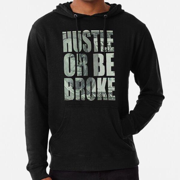 Hustle Over Flow HOODIE Hooded Grind Sports Hard Work Sweatshirt All Colors