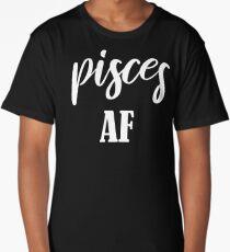 Pisces AF Long T-Shirt