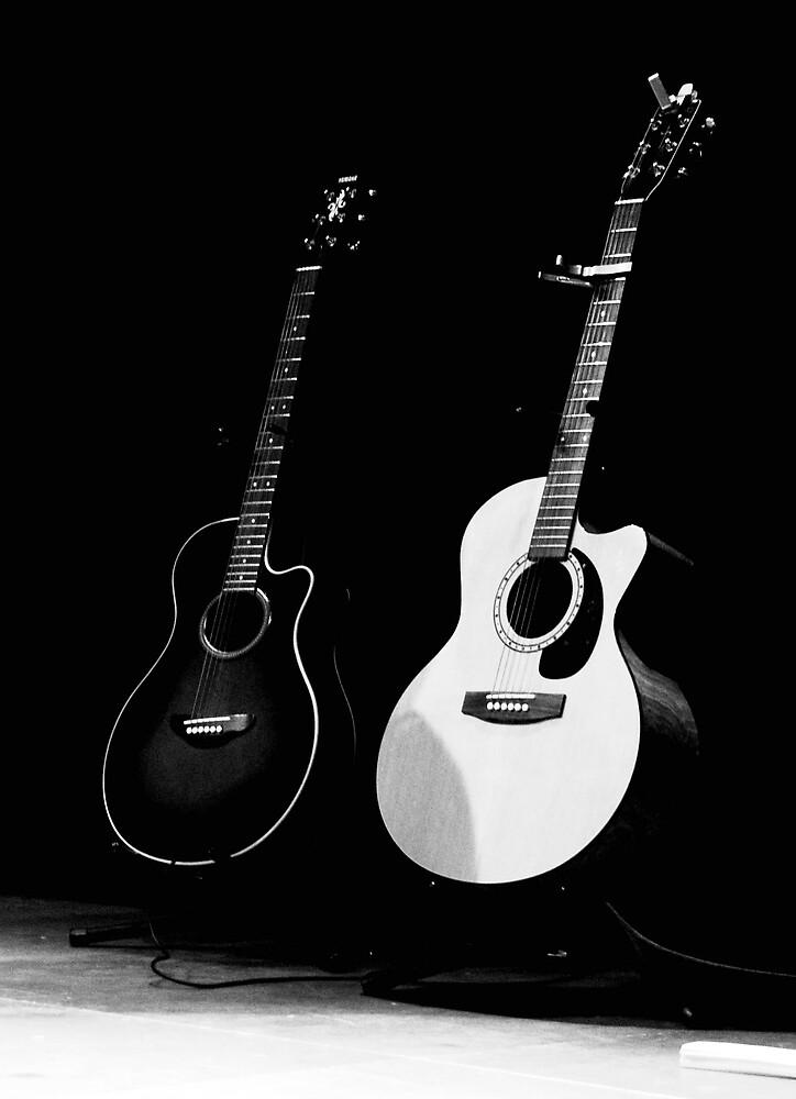 Guitar Hero by Bunsen