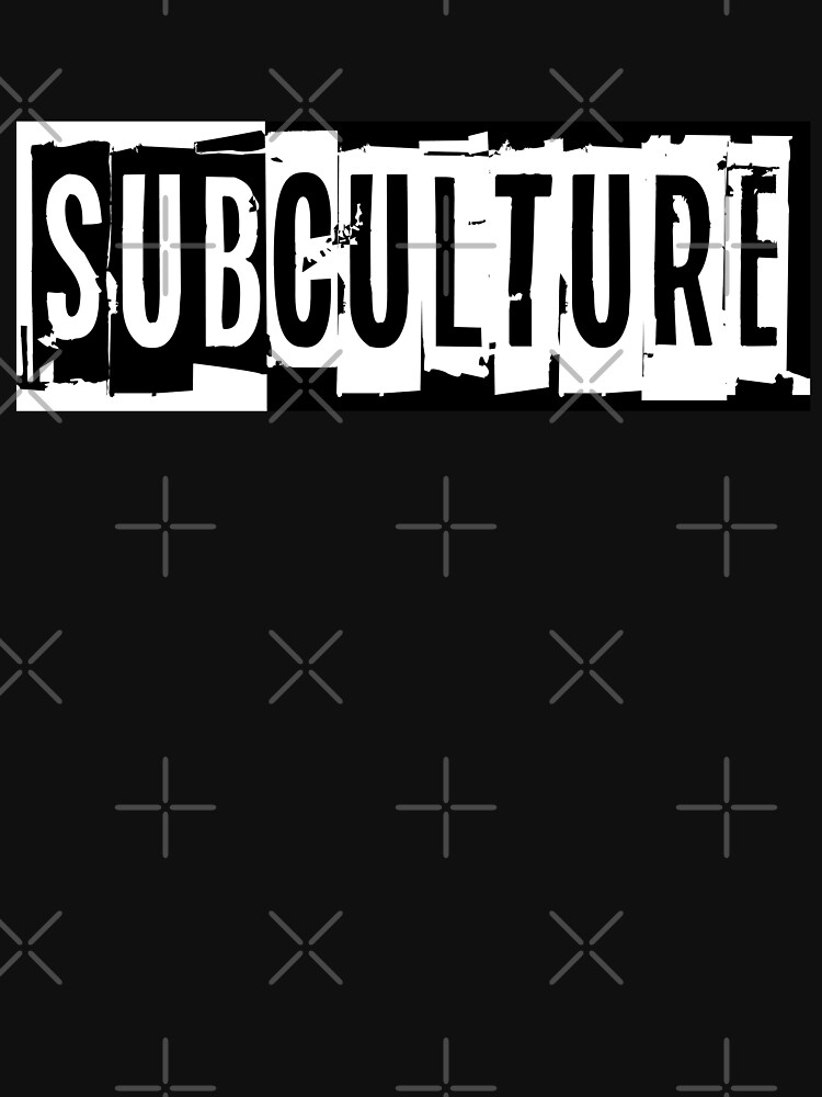 Sub Culture:  Apparel & Accessories by Subculturejc