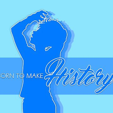 Yuri On Ice!! - Yuri Katsuki - Born to Make History by spacespud