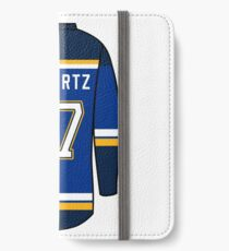 Jaden Schwartz Jersey iPhone Wallet/Case/Skin
