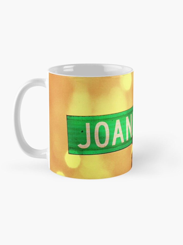 Alternate view of Joanne Mug