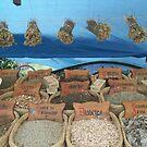 Herb market by Profo Folia