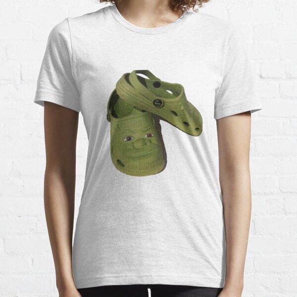 Shrek on the Croc Essential T-Shirt