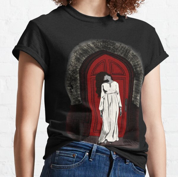 Bent Neck Lady Classic T-Shirt