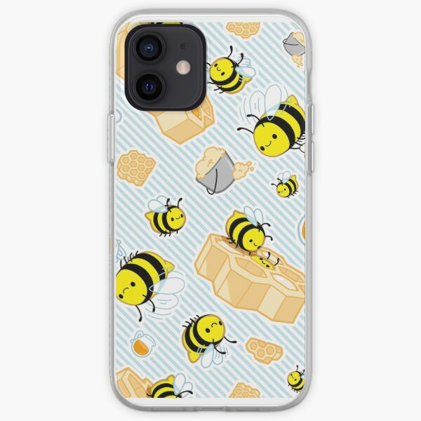 BEES! iPhone Soft Case