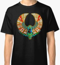 Jeweled Egyptian Scarab Art Classic T-Shirt