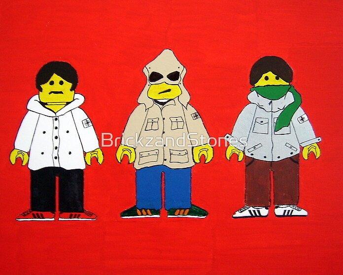 Terrace boys No: 1 by BrickzandStones