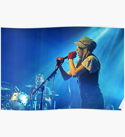 the ting tings Poster