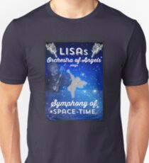 L.I.S.A's Search For A Celestial Symphony Unisex T-Shirt
